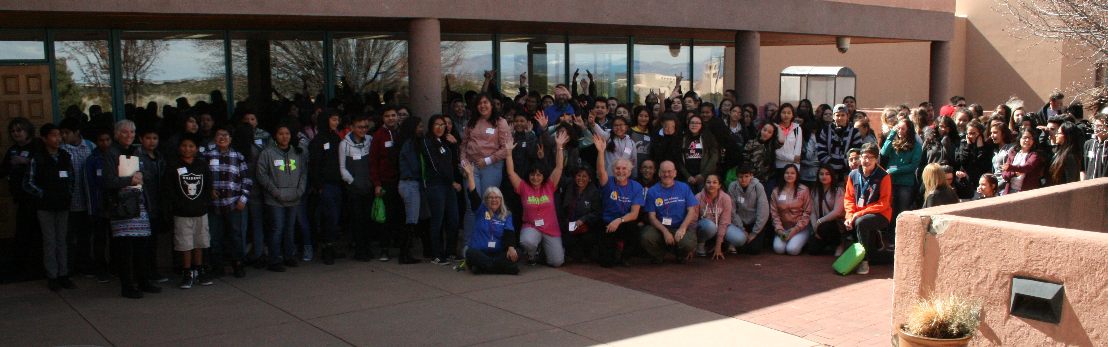 JRMF-Santa Fe attendees and organizers